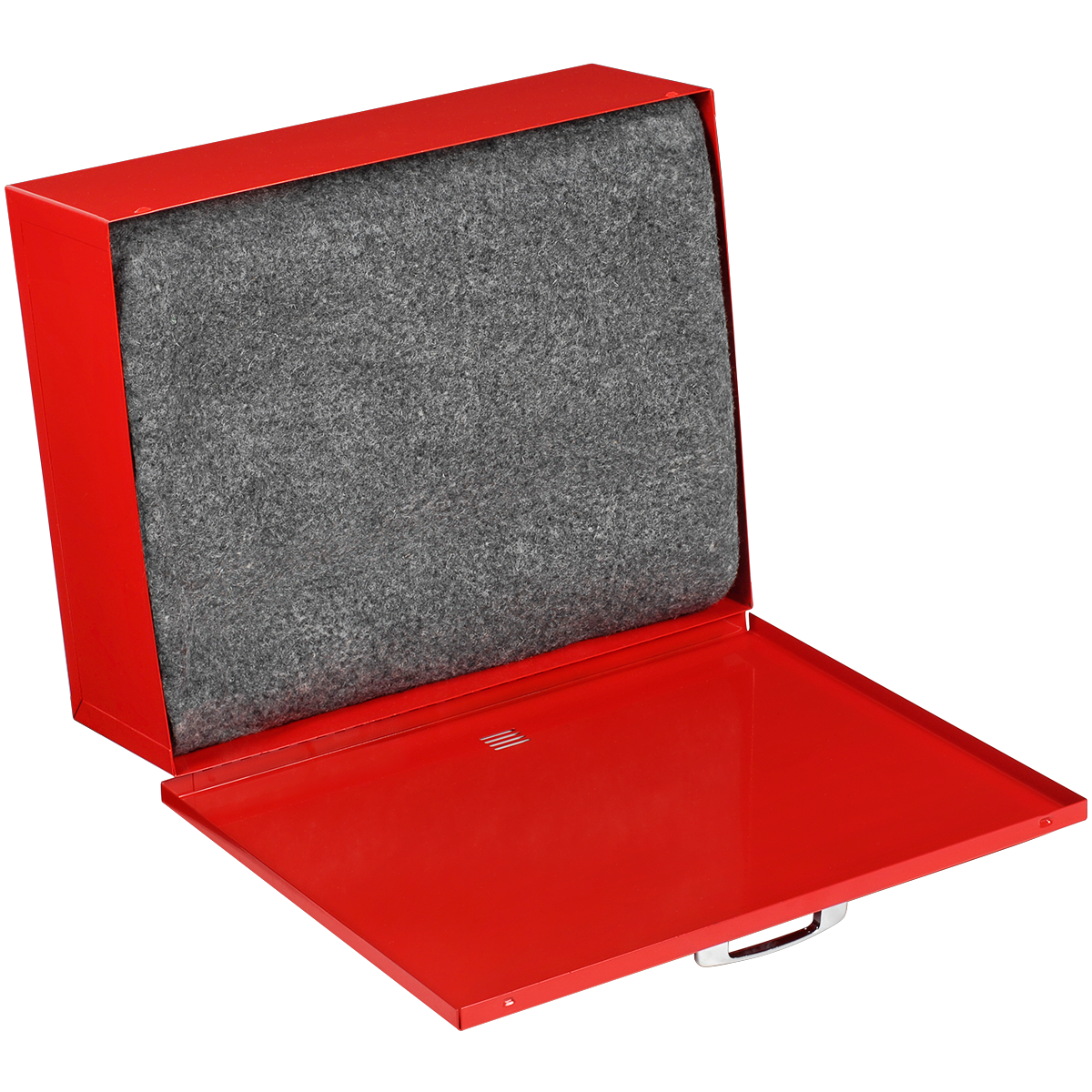 Fire & First Aid Emergency Blanket In Steel Storage Cabinet ...