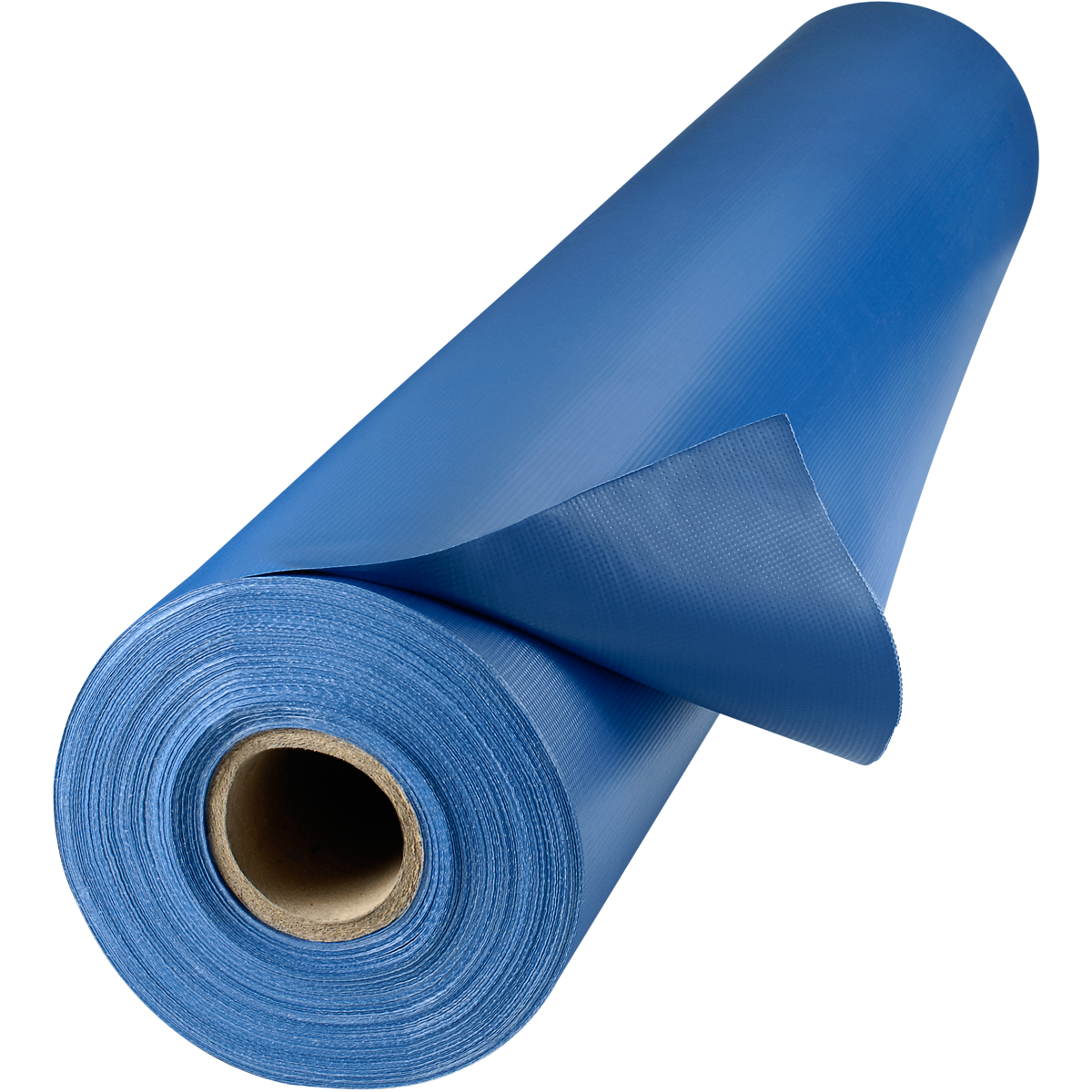 13 Oz Flame Retardant Vinyl Laminated Polyester Blue