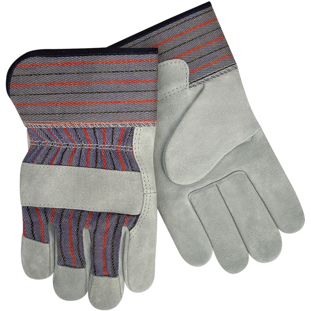 3pk wolverine leather work gloves extra large - Wolverine Premium Grain Leather Gloves 3 Pack Large Work