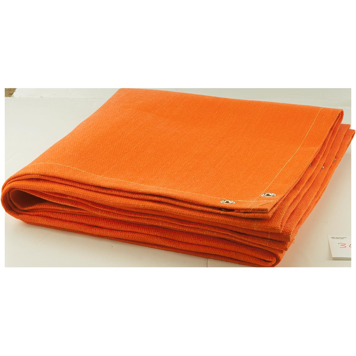 Orangeglass 32 Oz Orange Fiberglass Welding Blanket
