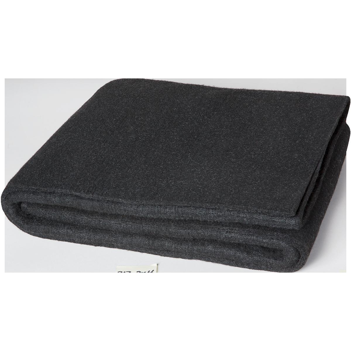 blackflex™   oz black heavy acrylic coated fiberglass welding  - steiner velvet shield carbon fiber welding blanket roll