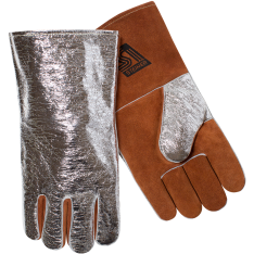 Steiner Aluminized Stick Welding Glove 02122