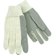 Steiner Cotton Dotted Glove 00038