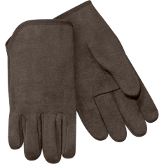 Steiner Insulated Cotton Brown Jersey Glove 00193