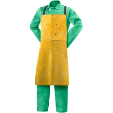 Steiner Leather Bib Apron 82165