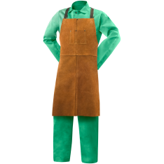 Steiner Leather Bib Apron 92165