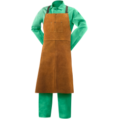 Steiner Leather Bib Apron 92166