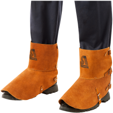 Steiner Leather Shoe Spats 12185
