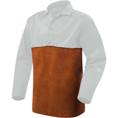 Steiner Leather Welding Cape Sleeve Bib 92119