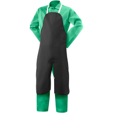 Steiner Weldlite Flame Retardant Cotton Split Leg Bib Apron 10836