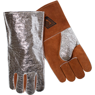 /Steiner Aluminized Stick Welding Glove 02122