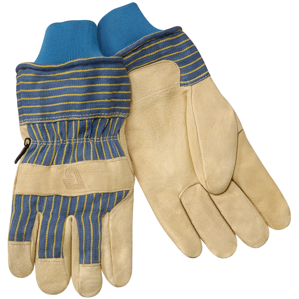 Heatloc™ Grain Pigskin Winter Gloves With Safety Cuff