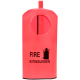 Steiner Fire Extinguisher Cover Window xt5wg