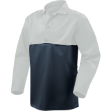 Steiner Weldlite Flame Retardant Cotton Cape Sleeve Bib 10615