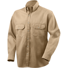 Steiner Arc Protech Flash Flame Retardant Cotton Nylon Shirt 1190af