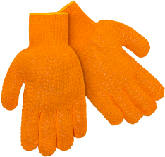 Steiner Cotton Pvc Honeycomb Glove 0053