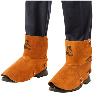 /Steiner Leather Shoe Spats 12185