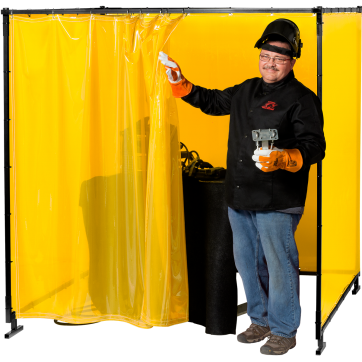 /Steiner Protect-O-Screen Welding Cell