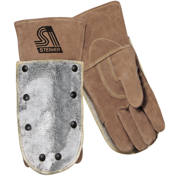 /Steiner Welding Double Layer Glove Back Hand Pad 58AKN